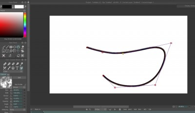 using Spline drawing mode shows preview of the brush line.jpg